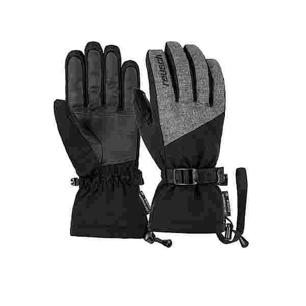 Reusch Outset R-TEX® XT Skihandschuhe black/black melange