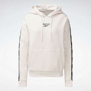 Reebok Training Essentials Tape Pack Hoodie Hoodie Damen Rosa