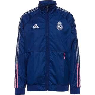 adidas Real Madrid Trainingsjacke Herren dark blue