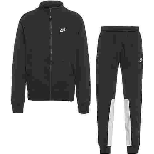 Nike Trainingsanzug Herren black-black-white-white