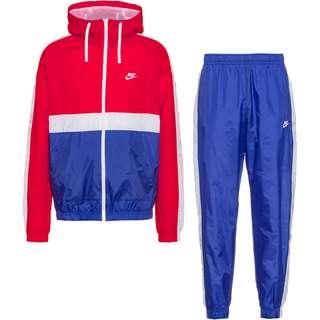Nike Woven Trainingsanzug Herren astronomy blue-university red-white