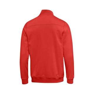 JOY sportswear KARSTEN Sweatjacke Herren red pepper