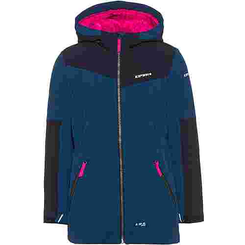 ICEPEAK KEMNATH JR Softshelljacke Kinder blue