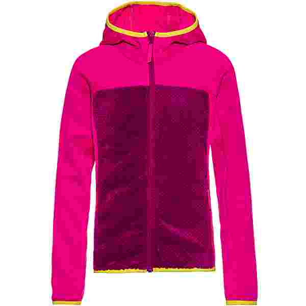ICEPEAK KEYSER JR Funktionsjacke Kinder hot pink