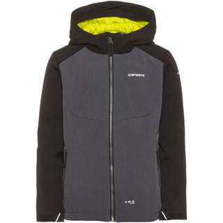 ICEPEAK KAPOLEI JR Softshelljacke Kinder lead-grey