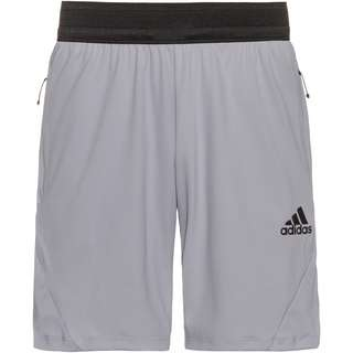 adidas HEAT.READY Funktionsshorts Herren glory grey