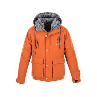 Svalbard Islands Nobile N1 Outdoorjacke Herren orange
