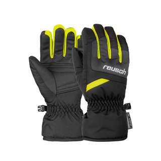 Reusch Bennet R-TEX® XT Junior Skihandschuhe blck/blck mel/safety yell