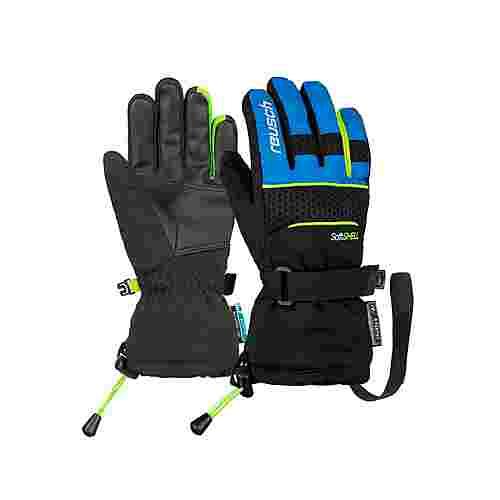Reusch Connor R-TEX® XT Junior Skihandschuhe Kinder brilliant blue/black