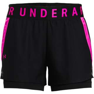 Under Armour Play Up 2-in-1 Funktionsshorts Damen black