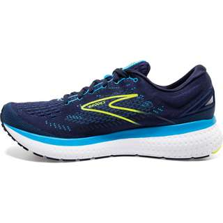 Brooks Glycerin 19 Laufschuhe Herren navy-blue-nightlife