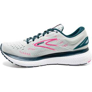 Brooks Glycerin 19 Laufschuhe Damen ice flow-navy-pink