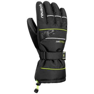 Reusch Connor R-TEX® XT Skihandschuhe black / neon yellow