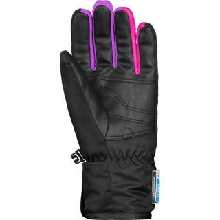 Reusch Dario R-TEX® XT Junior Skihandschuhe Kinder black/pink glo