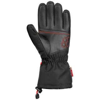 Reusch Connor R-TEX® XT Skihandschuhe black / fire red