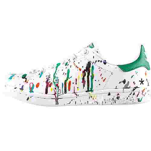 adidas Stan Smith 'Colorful Life' Sneaker weiß bunt