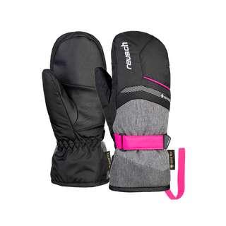 Reusch GORE-TEX Bolt GTX Junior Mitten Outdoorhandschuhe Kinder blck/blck melang/pink glo