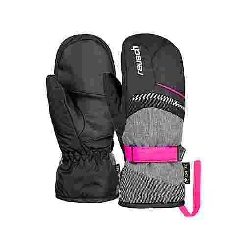 Reusch Bolt GTX Junior Mitten Outdoorhandschuhe Kinder blck/blck melang/pink glo