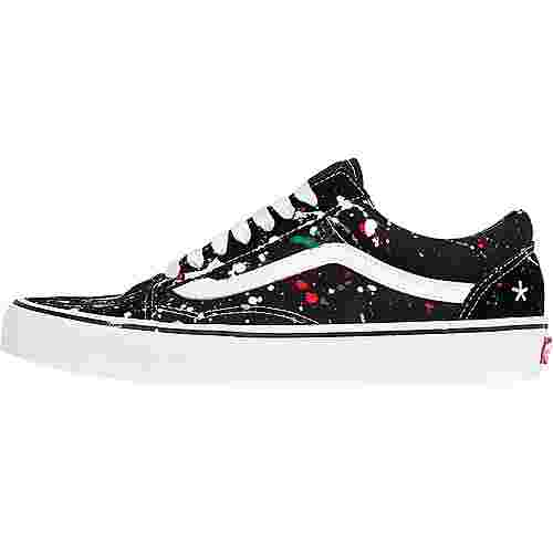 Vans Old Skool 'Tricolore V1' Sneaker schwarz bunt
