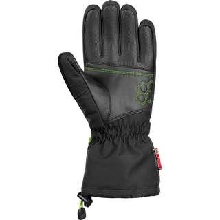 Reusch Connor R-TEX® XT Skihandschuhe black / neon green
