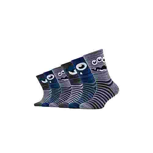 Skechers Sneakersocken blue