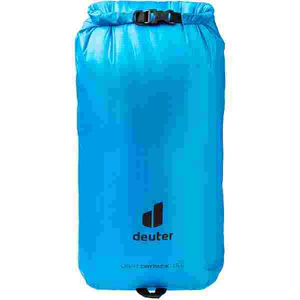 Deuter Light Drypack 15 Packsack azure