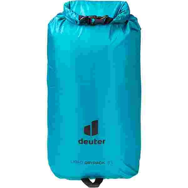 Deuter Light Drypack 8 Packsack petrol