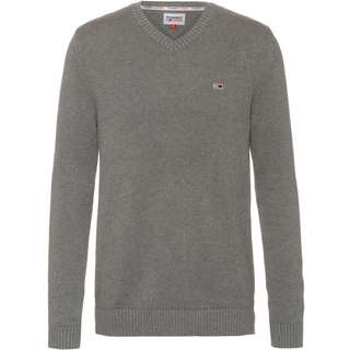 Tommy Hilfiger Essential V-Pullover Herren dark grey heather
