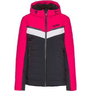 COLMAR Skijacke Damen black-frozen berry-w
