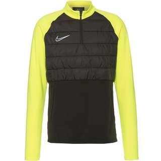 Nike Academy Funktionsshirt Herren black-volt-black-reflective silv