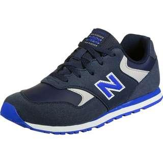 NEW BALANCE YC393 M Sneaker Kinder blau