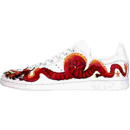 adidas Stan Smith 'Chinese Dragon' Sneaker weiß Drachen