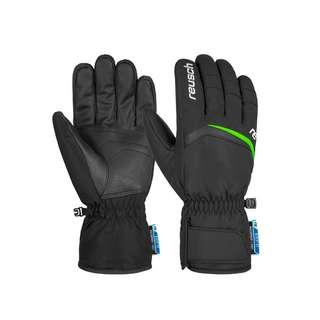 Reusch Balin R-TEX® XT Skihandschuhe black / neon green