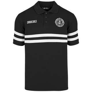 Unfair Athletics DMWU Poloshirt Herren schwarz / weiß