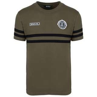 Unfair Athletics DMWU T-Shirt Herren oliv / schwarz