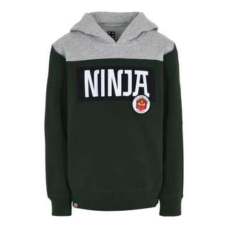 Lego Wear Sweatshirt Kinder Dark Green