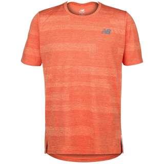 NEW BALANCE Q Speed Funktionsshirt Herren orange / korall