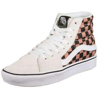 Vans Sk8-Hi ComfyCush Sneaker Damen weiß / braun