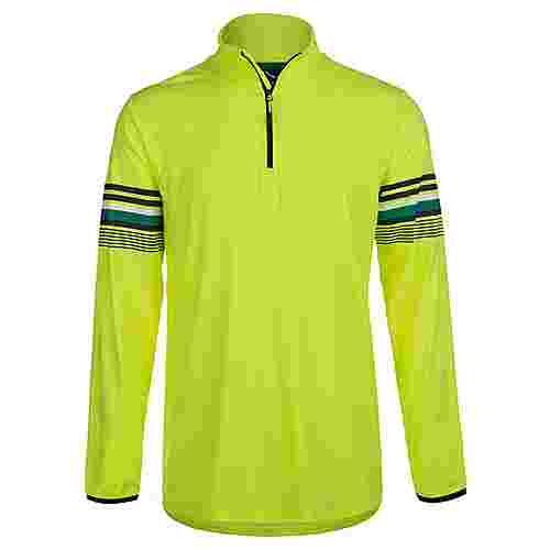 Whistler Tefei Sweatshirt Herren 5001 Safety Yellow
