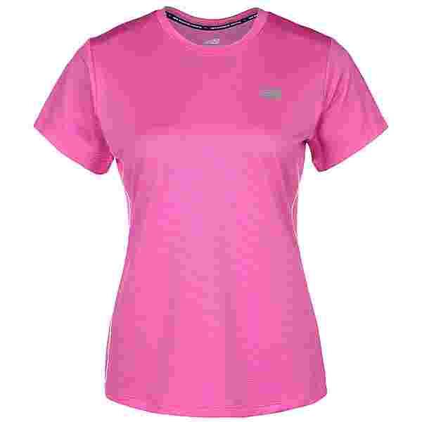 NEW BALANCE Accelerate Funktionsshirt Damen pink
