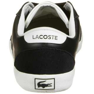 Lacoste Coupole 0120 Sneaker Herren schwarz / weiß