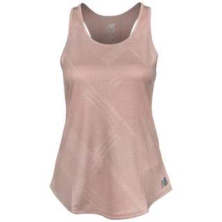 NEW BALANCE Q Speed Funktionsshirt Damen altrosa / rosa