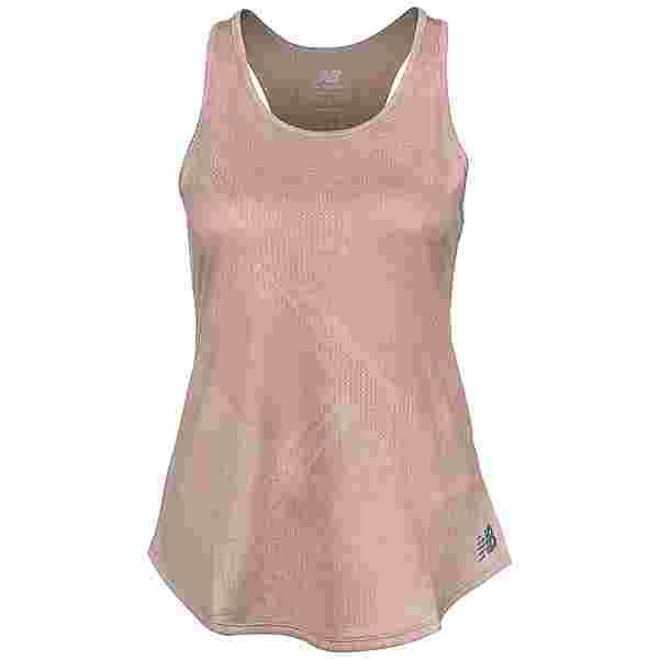 NEW BALANCE Q Speed Funktionsshirt Damen altrosa / rosa