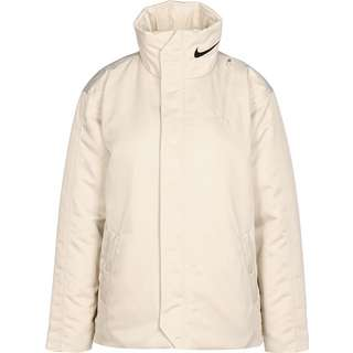 Nike Synthetic Winterjacke Damen beige