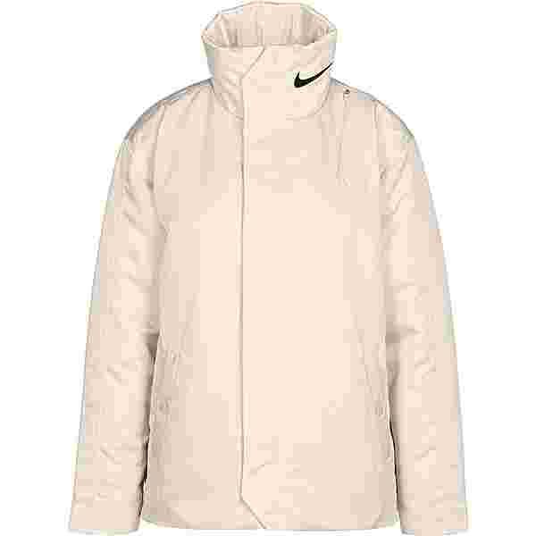 Nike Synthetic Winterjacke Damen beige