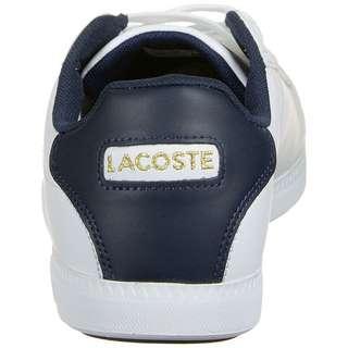 Lacoste Graduate Sneaker Herren weiß / blau