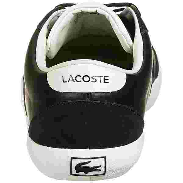 Lacoste Coupole 0120 Sneaker Damen schwarz / weiß