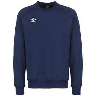UMBRO Club Leisure Funktionssweatshirt Herren dunkelblau / weiß