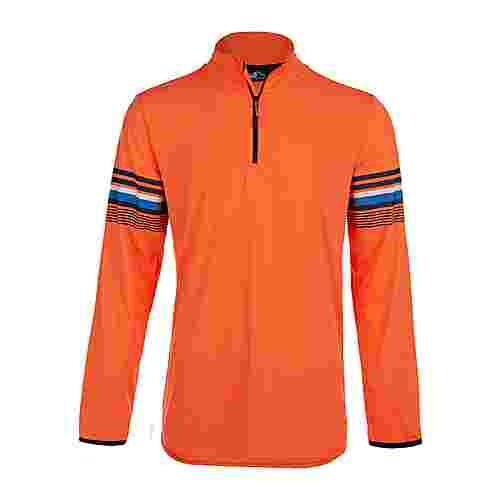 Whistler Tefei Sweatshirt Herren 5002 Shocking Orange