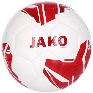 JAKO Lightball Hybrid Champ Fußball dunkelrot / weinrot